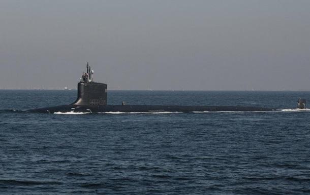 США направят в Южную Корею атомную подлодку