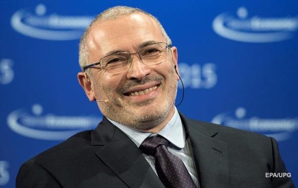 Ходорковский отреагировал на розыск через Интерпол
