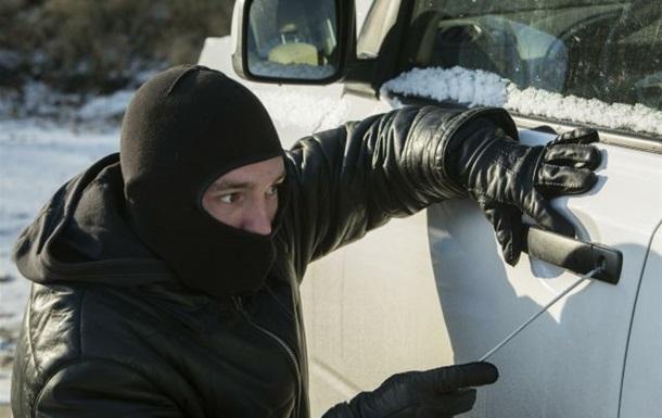В Одессе угнали авто с ребенком в салоне