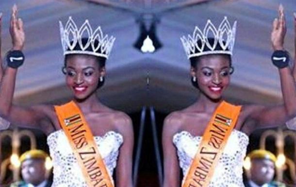 Участниц  Мисс Зимбабве  принудят клясться на Библии