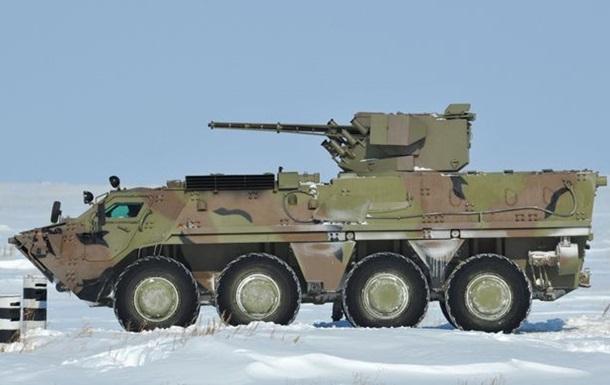 Укроборонпром відзвітував про експорт зброї