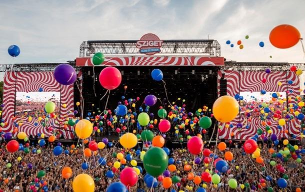 На фестивале Sziget-2016 выступят Muse и David Guetta