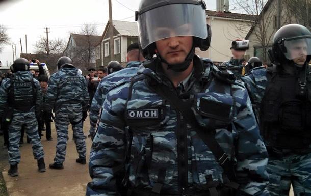 Татары - террористы? Новые обыски и аресты в Крыму