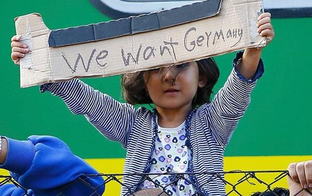 Польша высылает беженцев в Германию
