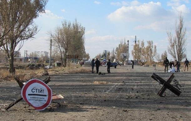 Участники АТО угрожают ЛДНР товарной блокадой