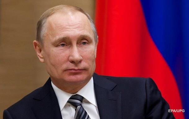 Суд не прийняв позову Навального проти Путіна