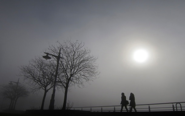 Полиция предупредила водителей о тумане и гололеде