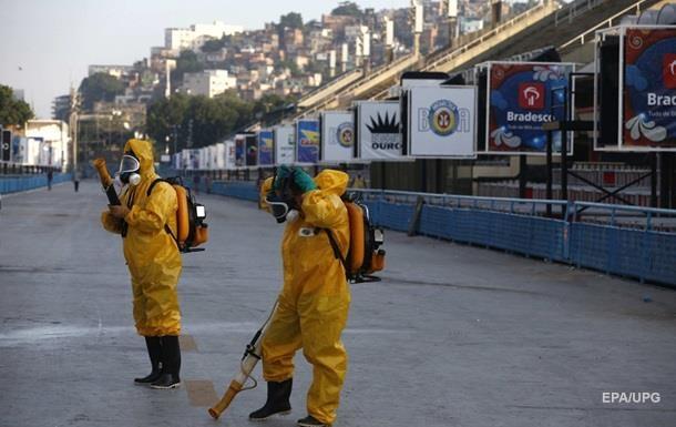 Бразилия подключила 200 тысяч солдат к борьбе с вирусом Зика