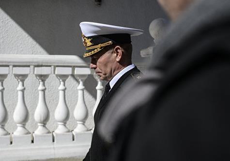 Сепаратисты» захватили ВМС