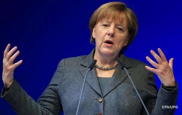 СМИ: Восточная Европа - в конфронтации с Меркель
