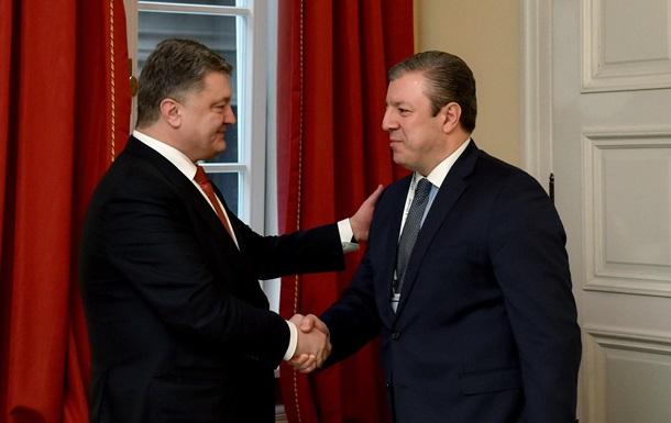 Україна і Грузія активізують розвиток Шовкового шляху в обхід РФ