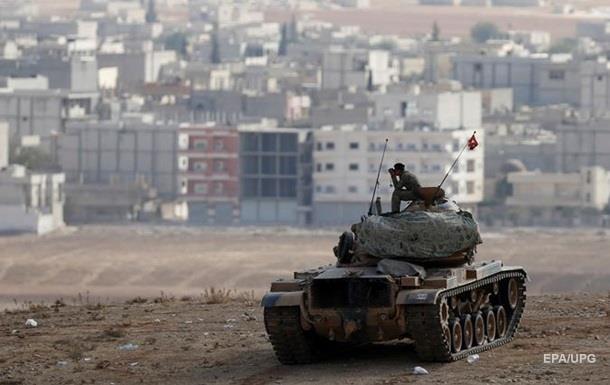 Турция подтвердила обстрел Сирии