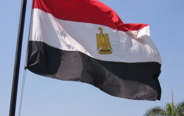 В Египте обрушилась строящаяся мечеть