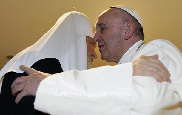 Почему Франциск и Кирилл не осудили призыв в армию?