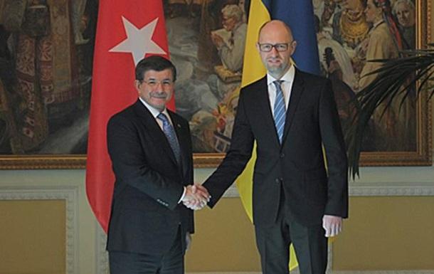 Украина и Турция возобновляют переговоры о ЗСТ
