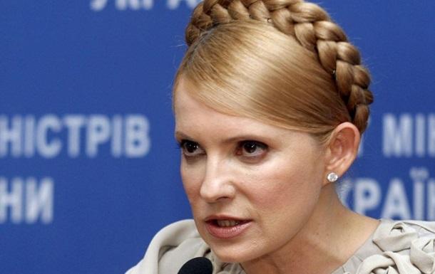 Тимошенко выходит из сумрака
