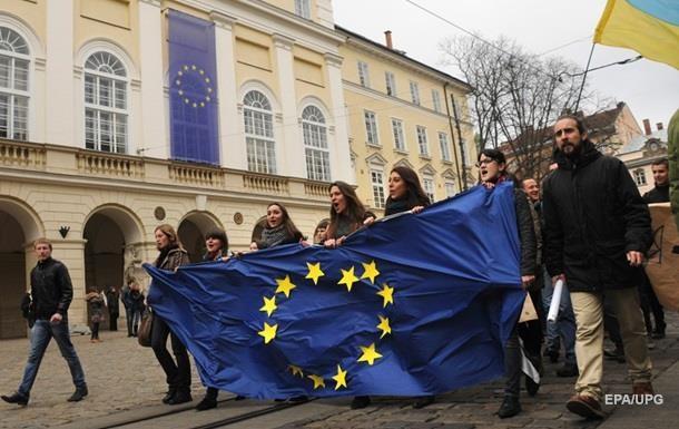 ЕС рассмотрит вопрос отмены виз для Украины 17 февраля