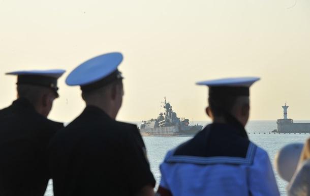 СБУ запретила въезд морякам, посетившим Крым