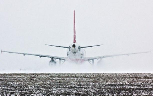 В Харькове из-за тумана отменяют авиарейсы