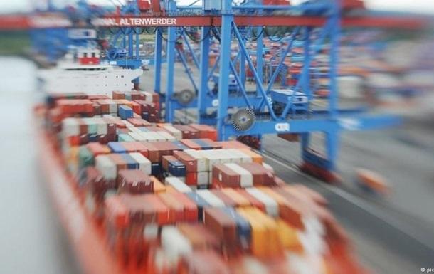 Баланс внешней торговли Украины вернулся в  плюс