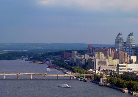 В Украинском парламенте одобрили переименование Днепропетровска