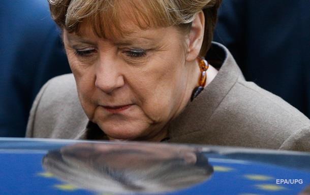 Меркель хочет сохранить Шенгенскую зону