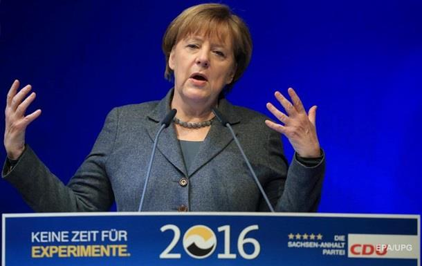 Меркель выступила за создание бесполетной зоны в Сирии