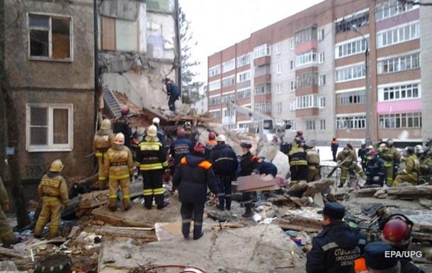 Взрыв дома в Ярославле: число погибших растет