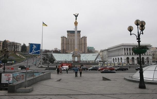Экономика Украины упала на 10% за год