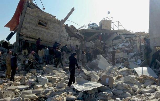 Турция раскритиковала призыв Франции прекратить обстрелы Сирии