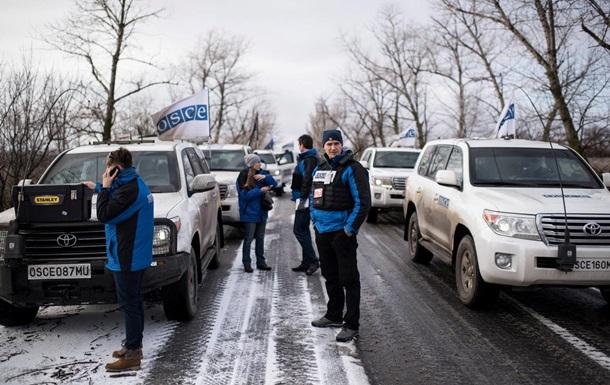 В марте численность наблюдателей ОБСЕ на Донбассе вырастет