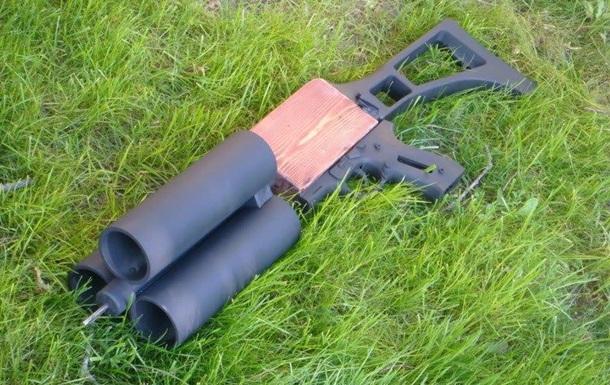 Поліцейські вилучили гранатомет у мешканця Полтавської області