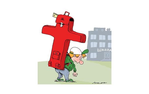 Ставимо хрест на світській державі?  Єврооптимісти  здають дітей попам...