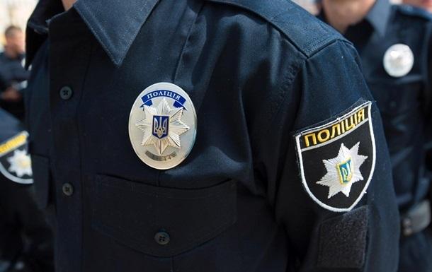 В Луцке избили полицейского