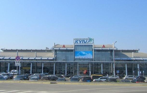В Киеве  заминировали  аэропорт и метро Майдан Незалежности
