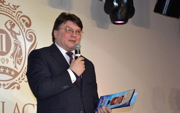 Жданова исключили из Батькивщины