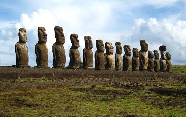 Археологи назвали причину зникнення цивілізації на острові Пасхи