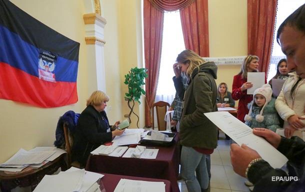 Киев не может самостоятельно провести выборы в ЛДНР – спикер Кучмы