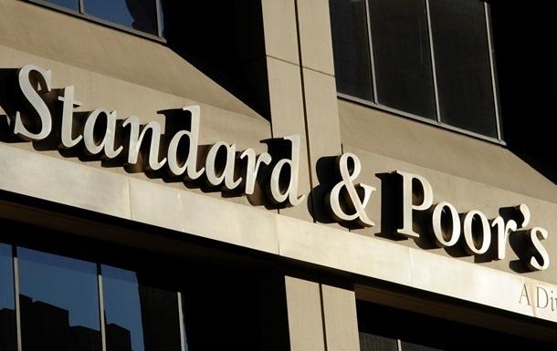 Standard & Poor s выставило негативный рейтинг экономике России