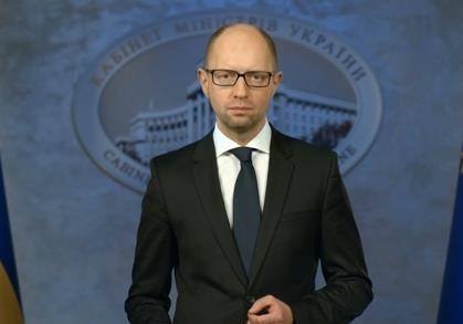 Яценюк выразил соболезнования турецкому народу в связи с терактом в Анкаре