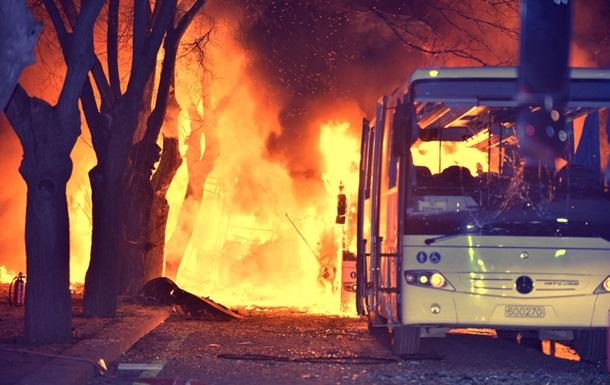 Итоги 17 февраля: Взрыв в Анкаре, иск к Украине