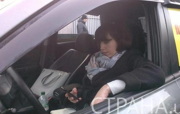 Татьяна Чорновол пыталась угнать авто под Радой – СМИ