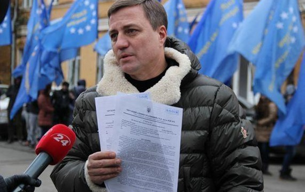 Вінницькі  європейці  оголосили початок збору підписів за відставку Яценюка