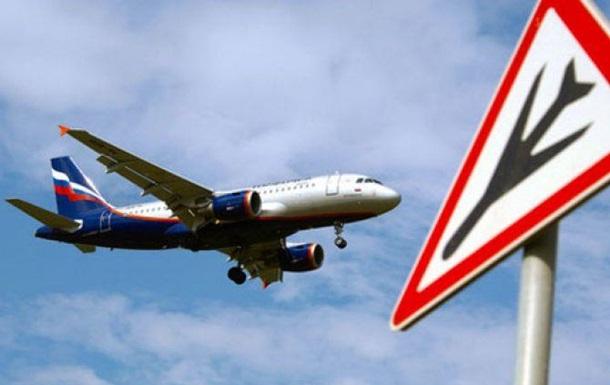 РФ раскритиковала разрешение ЕС полетов над Крымом