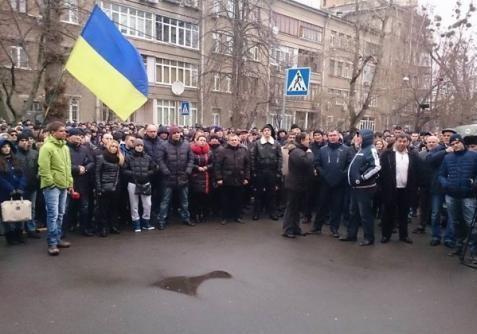 У Кременчузі протестуватимуть нафтопереробники