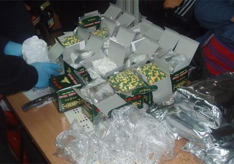 В Полтаве раскрыт международный канал по контрабанде наркотиков