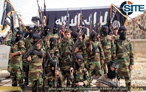 Число детей-боевиков ИГИЛ выросло втрое