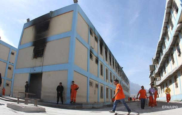 Сотрудники тюрьмы в Мексике могут получить 1200 лет лишения свободы