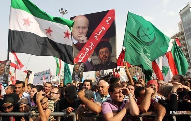 Сирийская оппозиция согласилась на перемирие