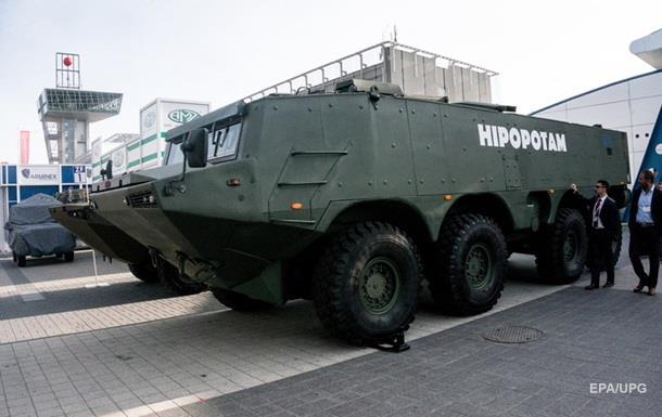 Россия увеличила экспорт оружия в Европу на 28%